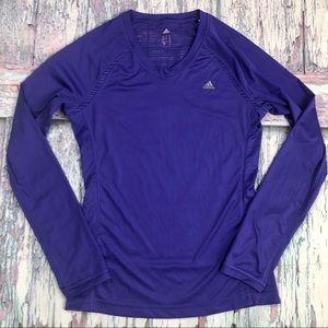 Adidas Women's Long Sleeve Workout Top
